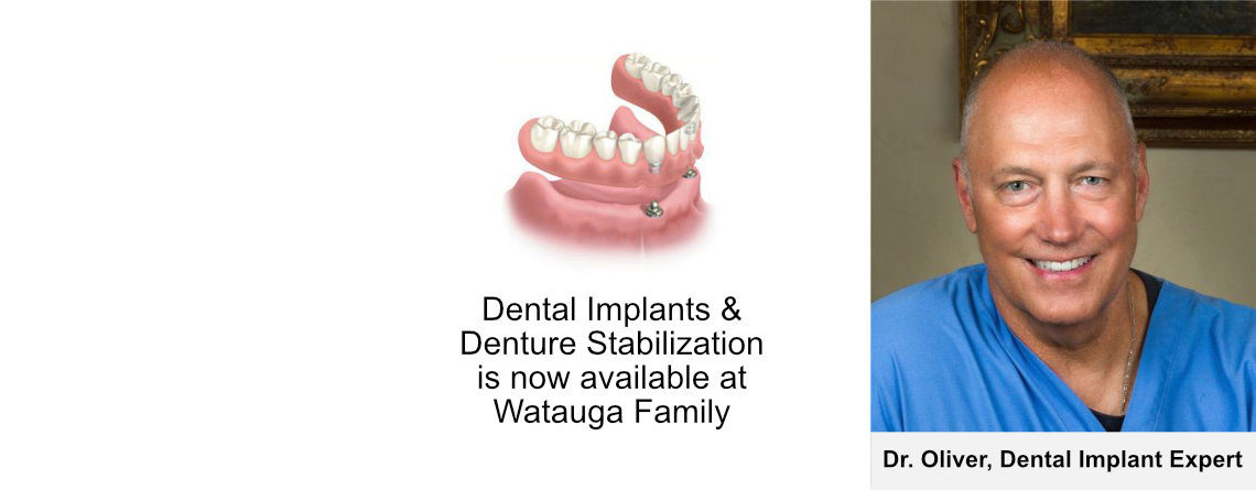 Dental Implants & Denture Stabilization